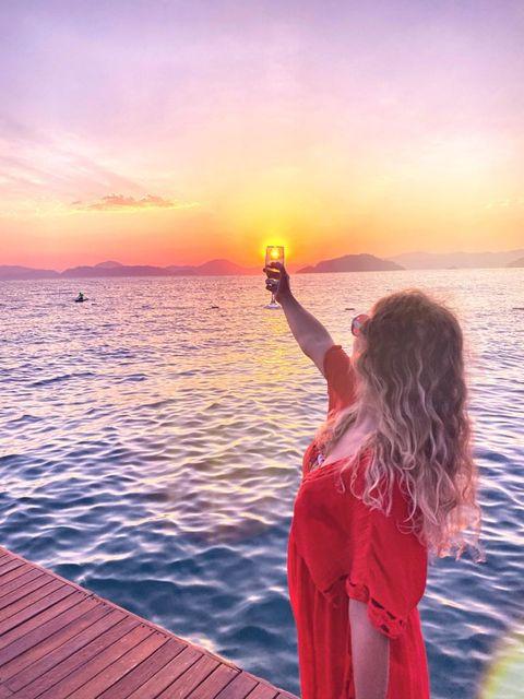 Sarah Harrison UK travel blogger