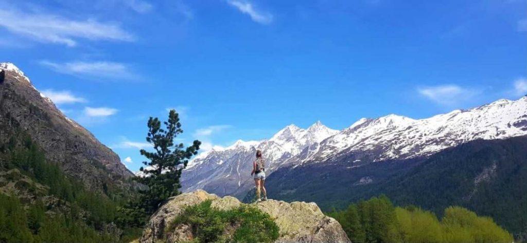 Zmutt Zermatt Switzerland
